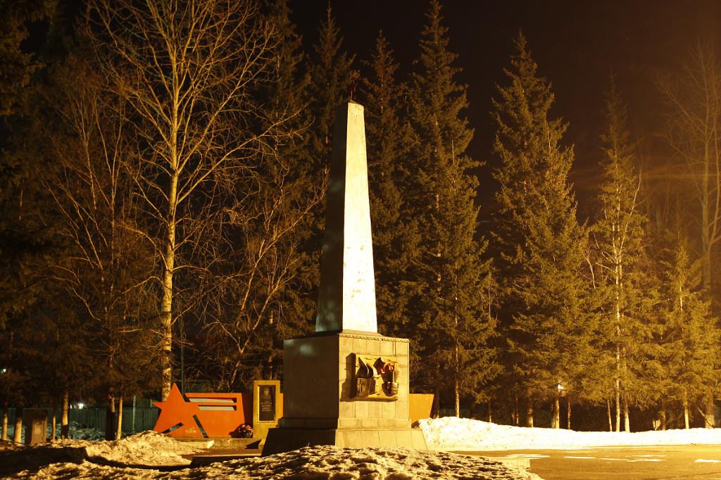 Ночной Казачинск110