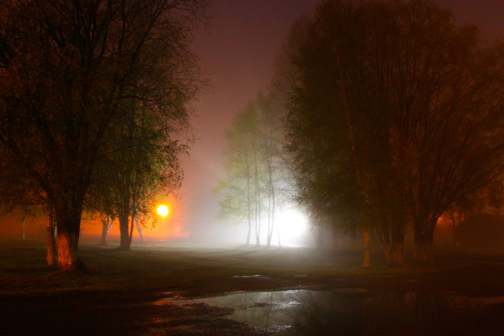 Ночной Казачинск105