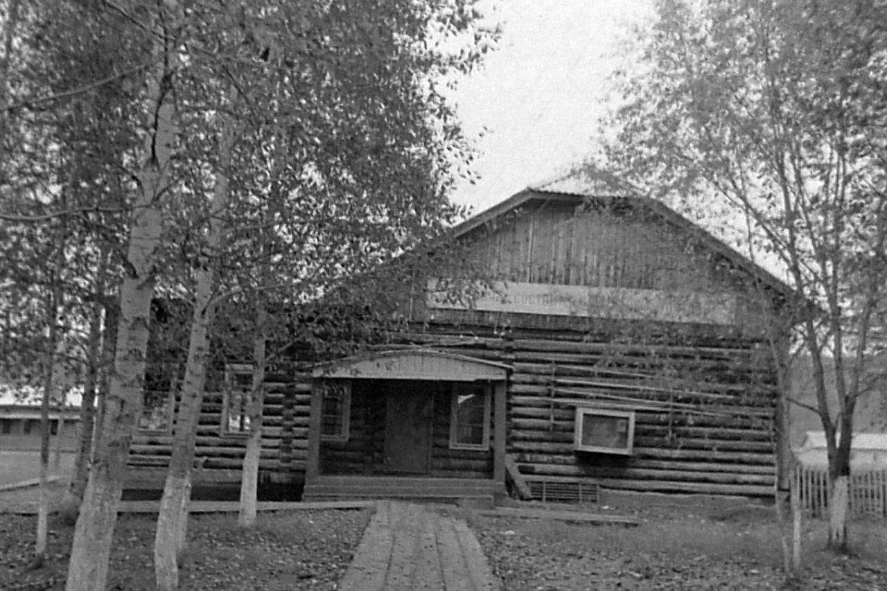 корпус старой школы