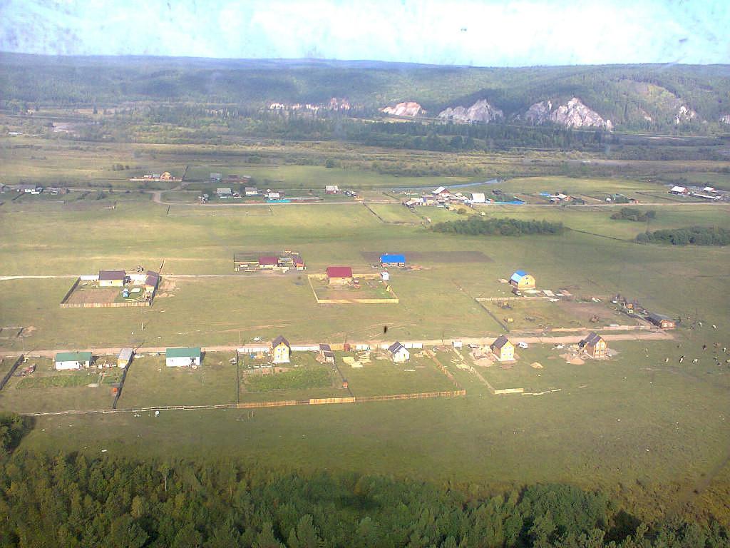 Казачинское с высоты216