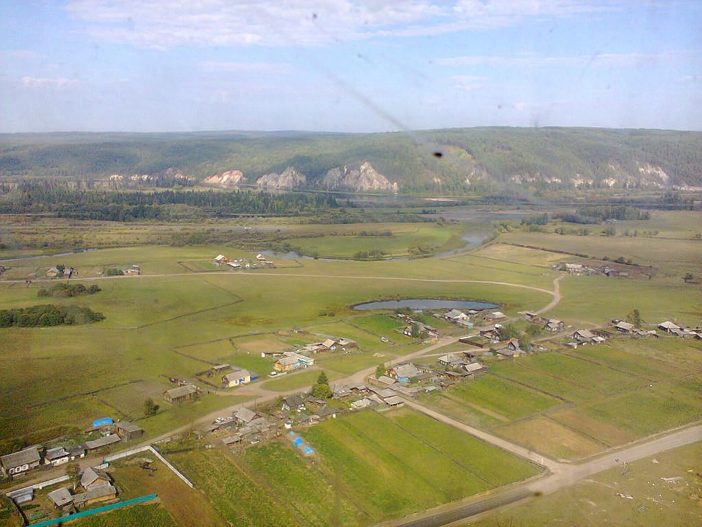 Казачинское с высоты217