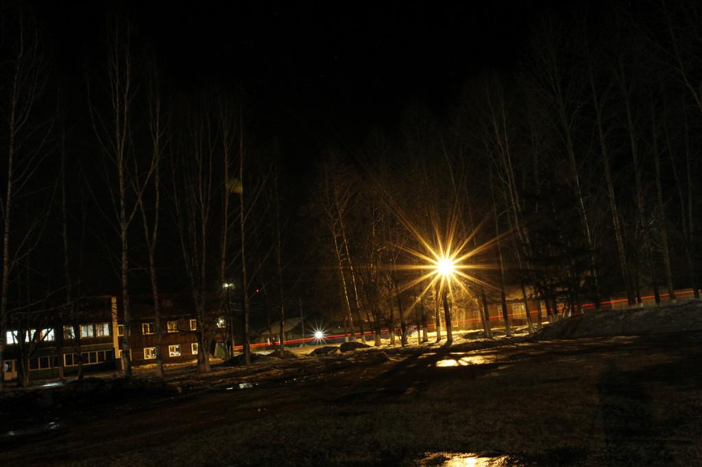 Ночной Казачинск112