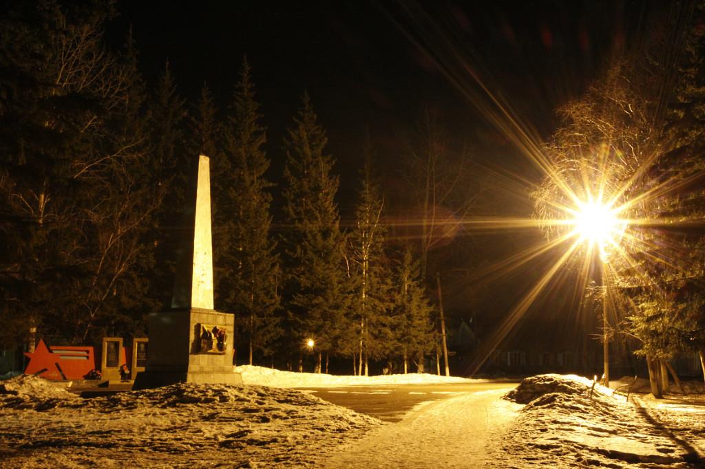 Ночной Казачинск102