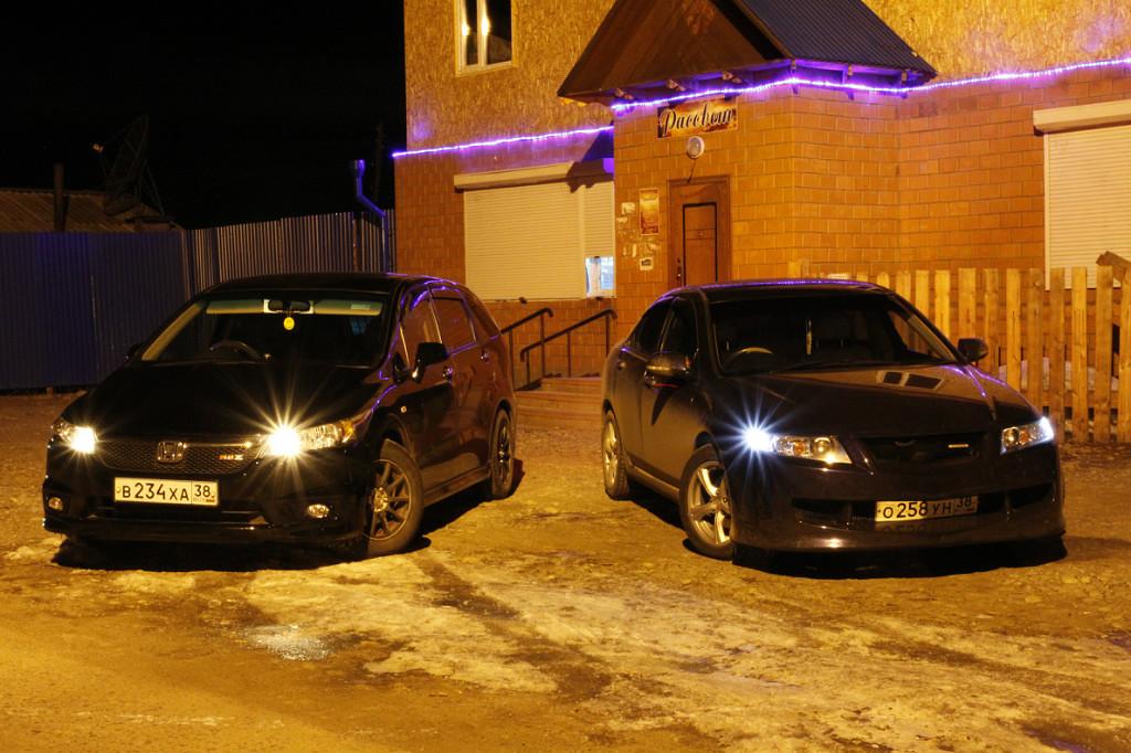 Ночной Казачинск107