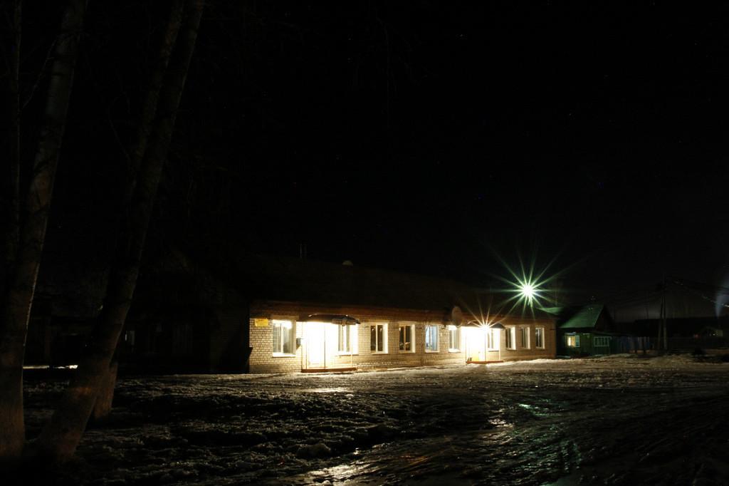 Ночной Казачинск111