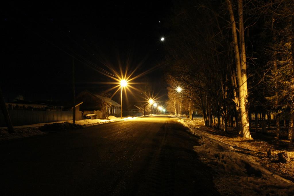 Ночной Казачинск115