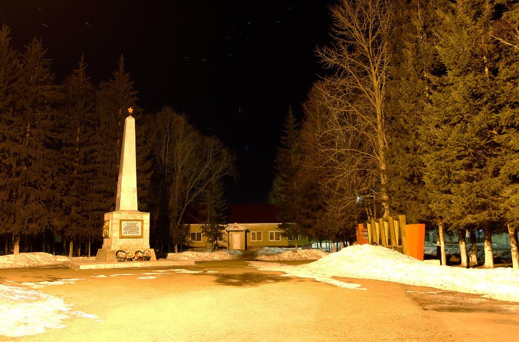 Ночной Казачинск106