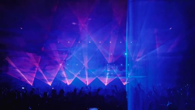 Laserface by Gareth Emery @ Seattle WaMu 2019