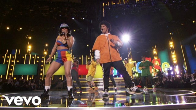 Bruno Mars and Cardi B - Finesse (LIVE From The 60th GRAMMYs ®) для kirenga-smi.ru