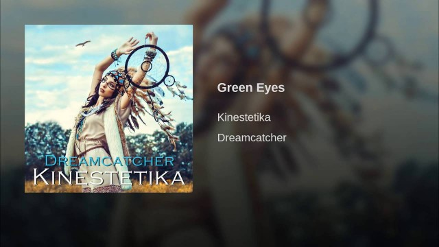 Kinestetika - Green Eyes (Original Mix)