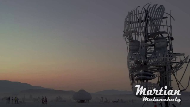 Martian  -  Melancholy