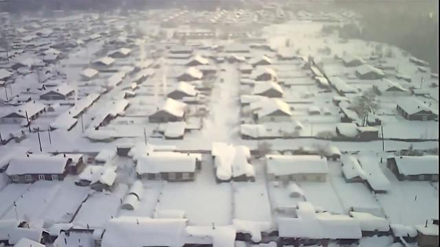 Улькан квадрокоптер