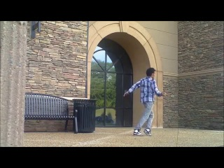 Он реально танцует DapStep
