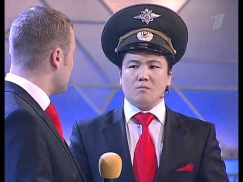 КВН Высшая лига (2008) 1/4 - Астана.kz - Фристайл