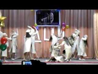 Отчетный концерт детской школы искусств п.Магистральный - 25.04.2015г.