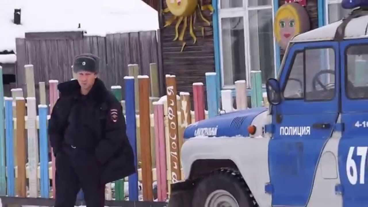 Клип о селе Казачинское. 2015 год
