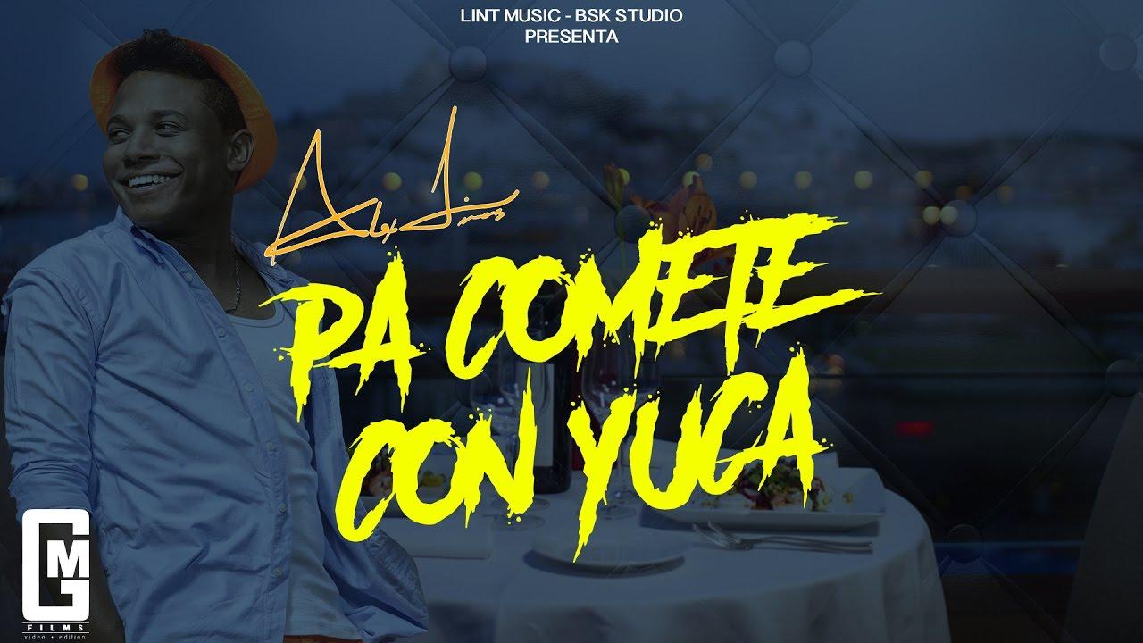 Alex Linares - Pa' Comete con Yuca [Official Audio] Trap Cristiano