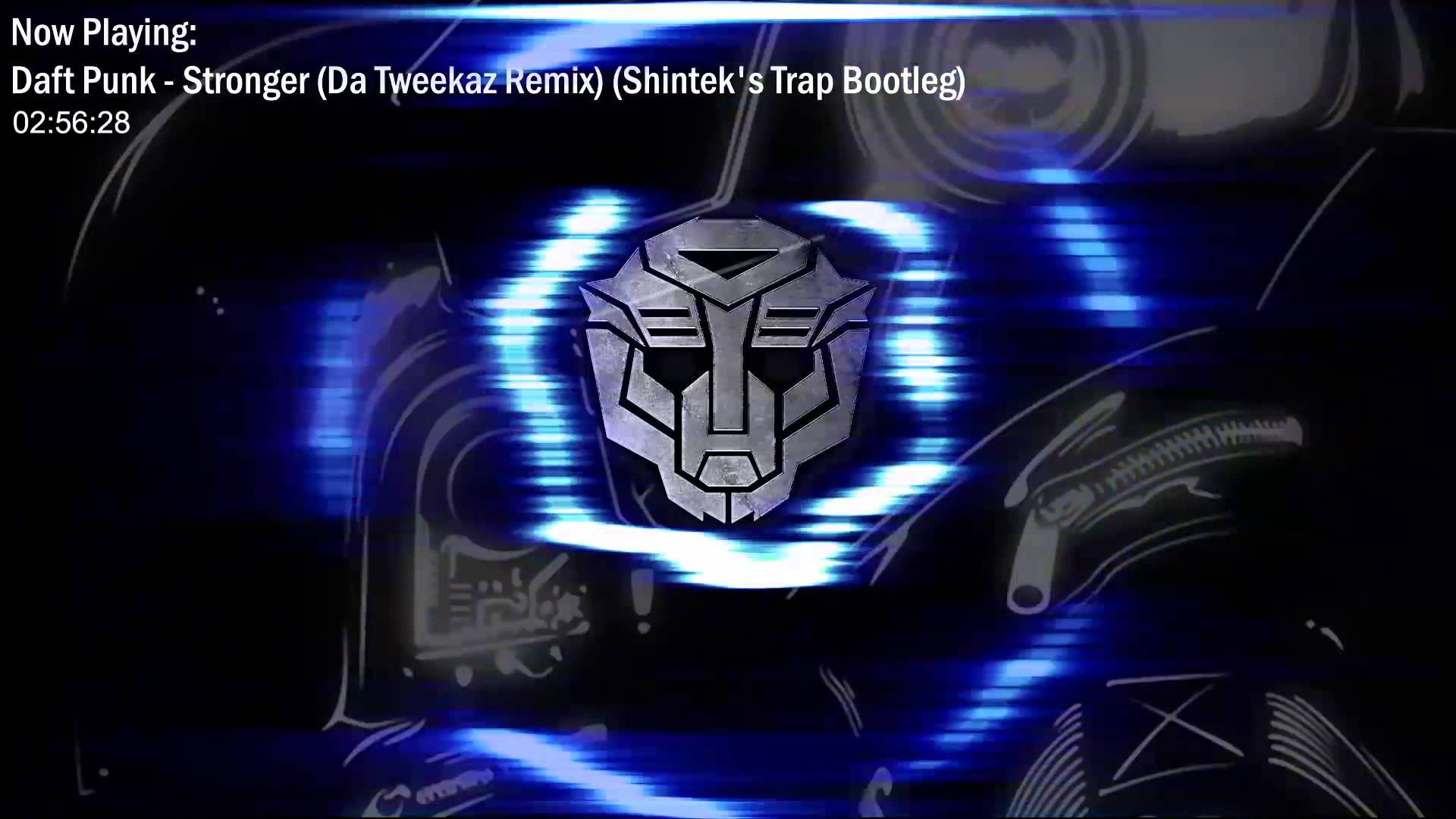 Daft Punk - Stronger (Da Tweekaz Remix) [Shintek's Trap Bootleg]