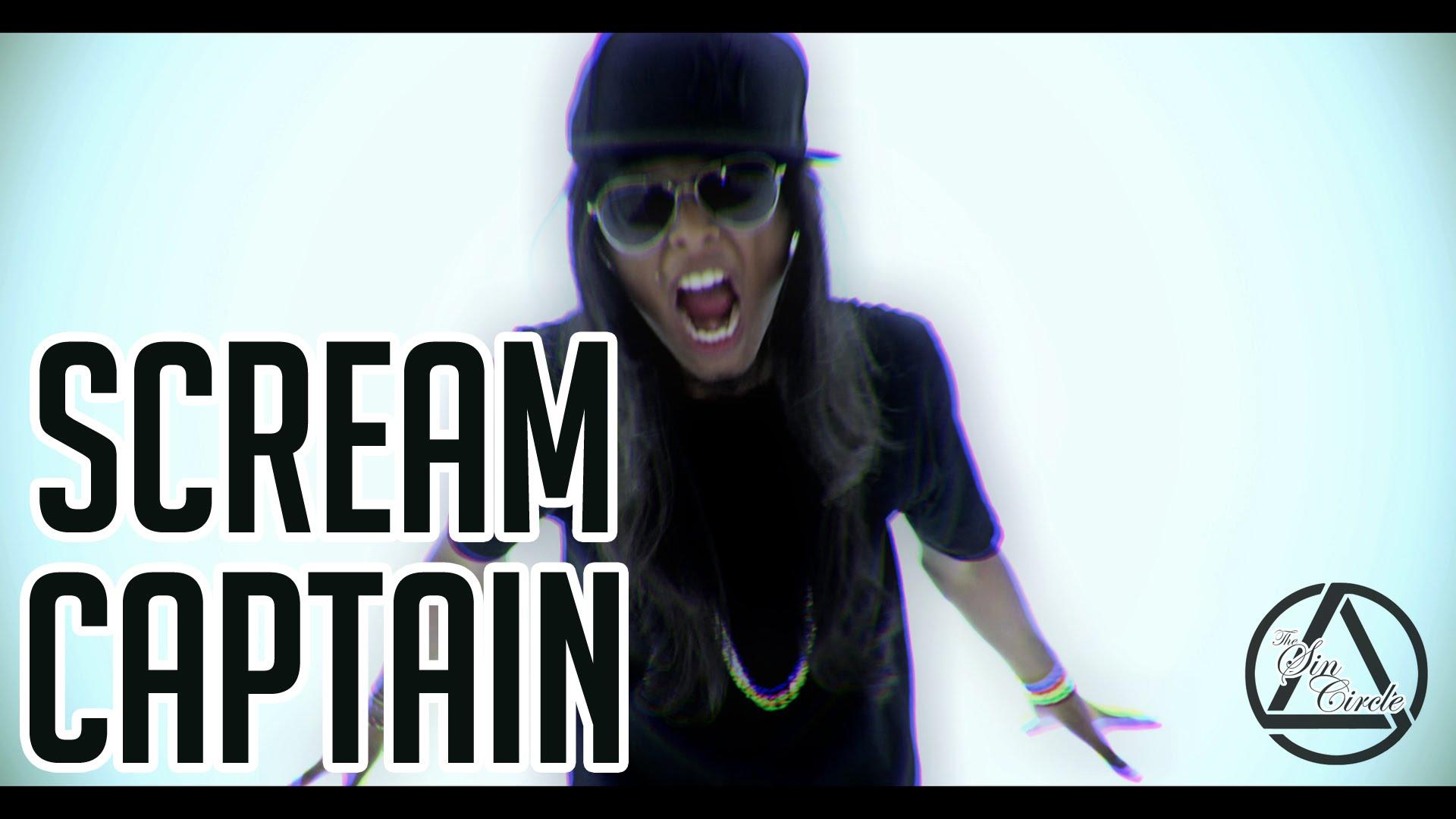 Etienne Sin - Scream Captain (Heavy Trap Music)