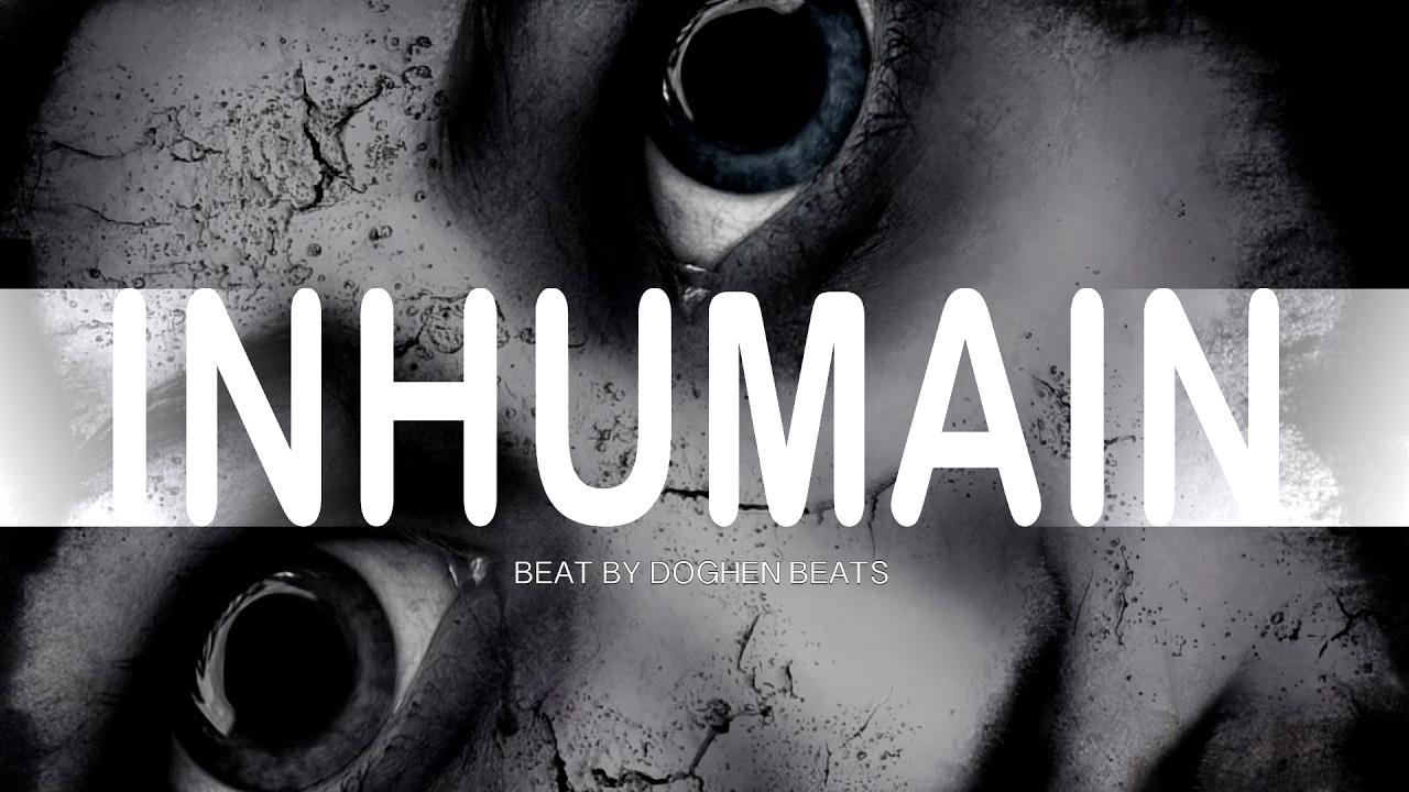 Horror Trap Beat Instrumental | *INHUMAIN* | Dark Trap Beat | Beat by Doghen