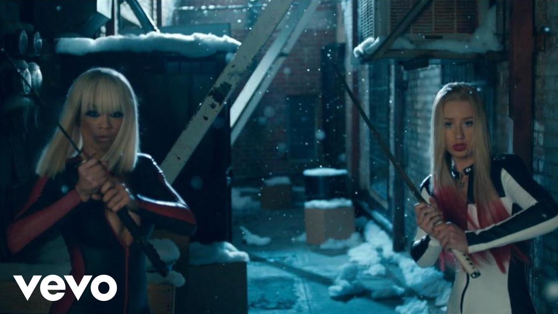 Iggy Azalea - Black Widow ft. Rita Ora Специально для Kirenga-smi