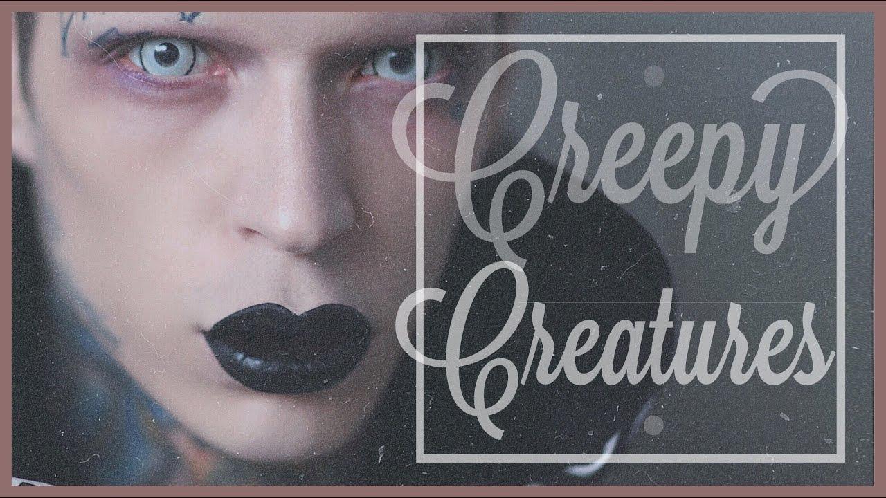James Dennis | Creepy Creatures