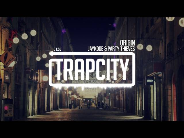 JayKode & Party Thieves - Origin