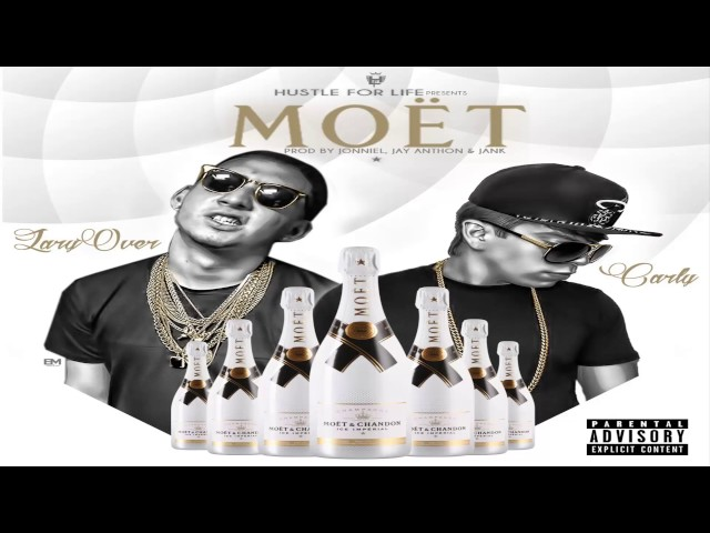 Lary Over Ft Carly - Moet (Audio Official) (TRAP)