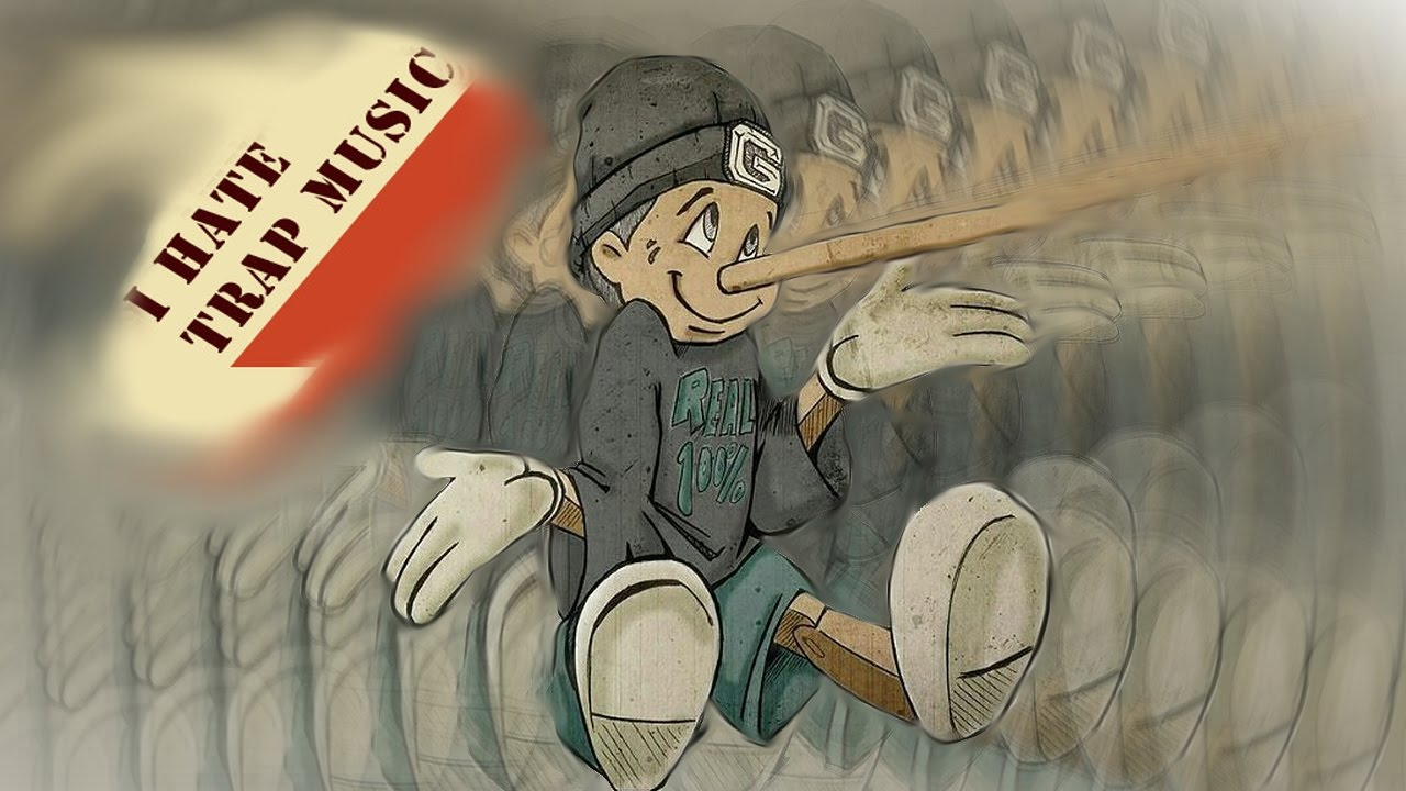 Pinocchio I've got no strings - Trap Remix