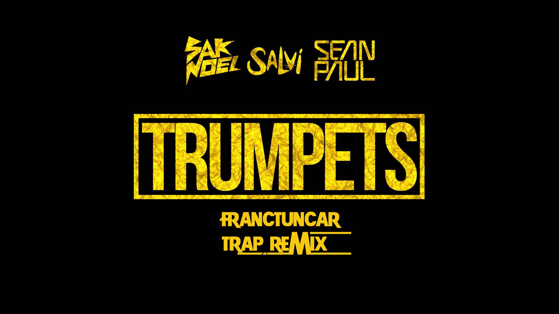 Sak Noel & Salvi ft. Sean Paul - Trumpets (Trap Remix)