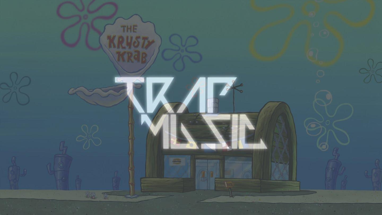 """SpongeBob Trap Remix """"Krusty Krab"""" Специально для Kirenga-smi"""