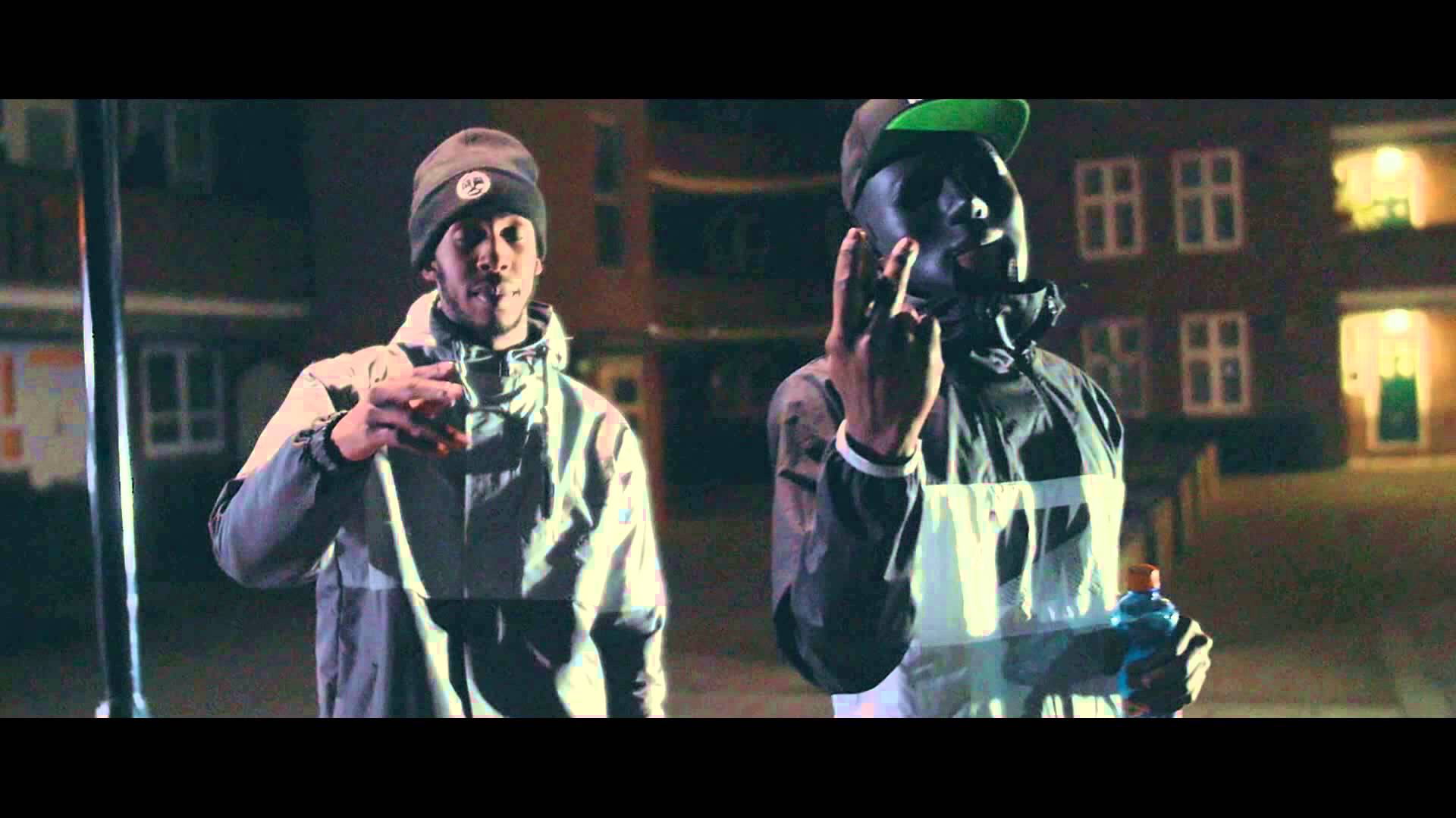 StampFace (86) x LD (67) - I Trap [Music Video] @StampFace1up @Scribz6ix7even   Link Up TV