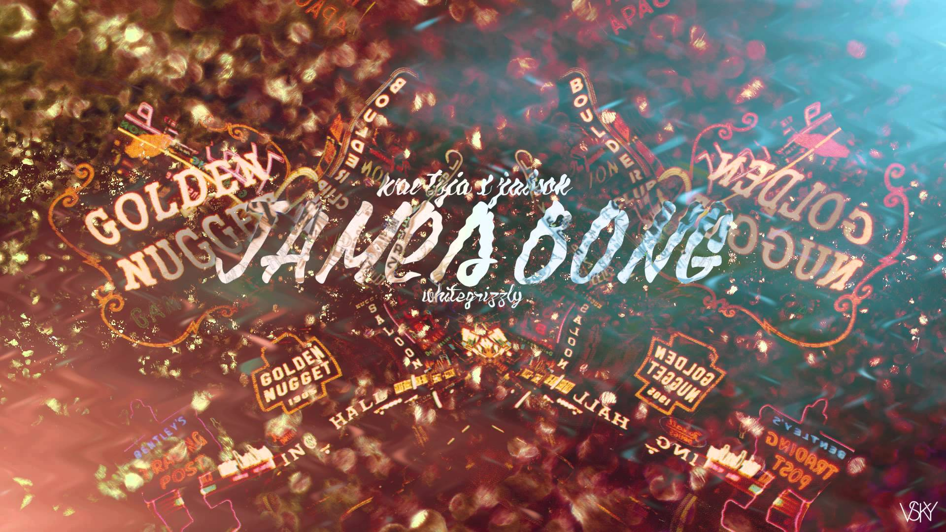 WAC TOJA ╳ ŻABSON - JAMES BONG #whitegrizzly trap blend