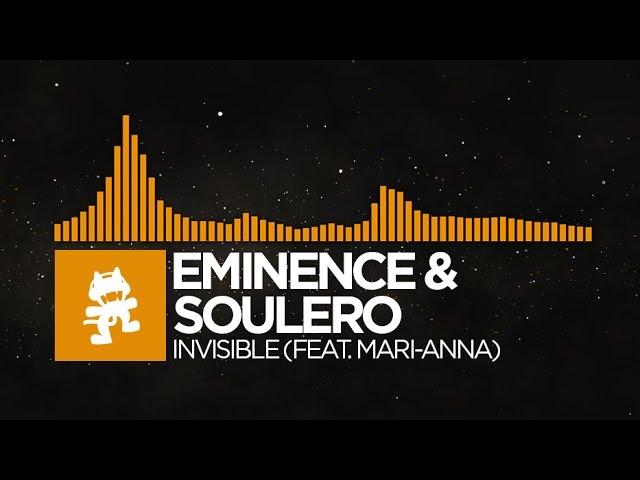 [Progressive House] - Eminence & Soulero - Invisible (feat. Mari-Anna) [Monstercat Release]