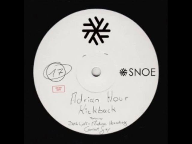 Adrian Hour - Kickback (Original Mix)