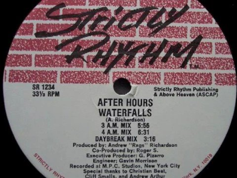 Classic House - After Hours - Waterfall