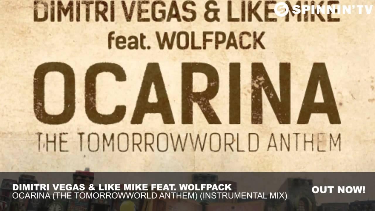 Dimitri Vegas & Like Mike ft. Wolfpack - Ocarina (Instrumental Mix)
