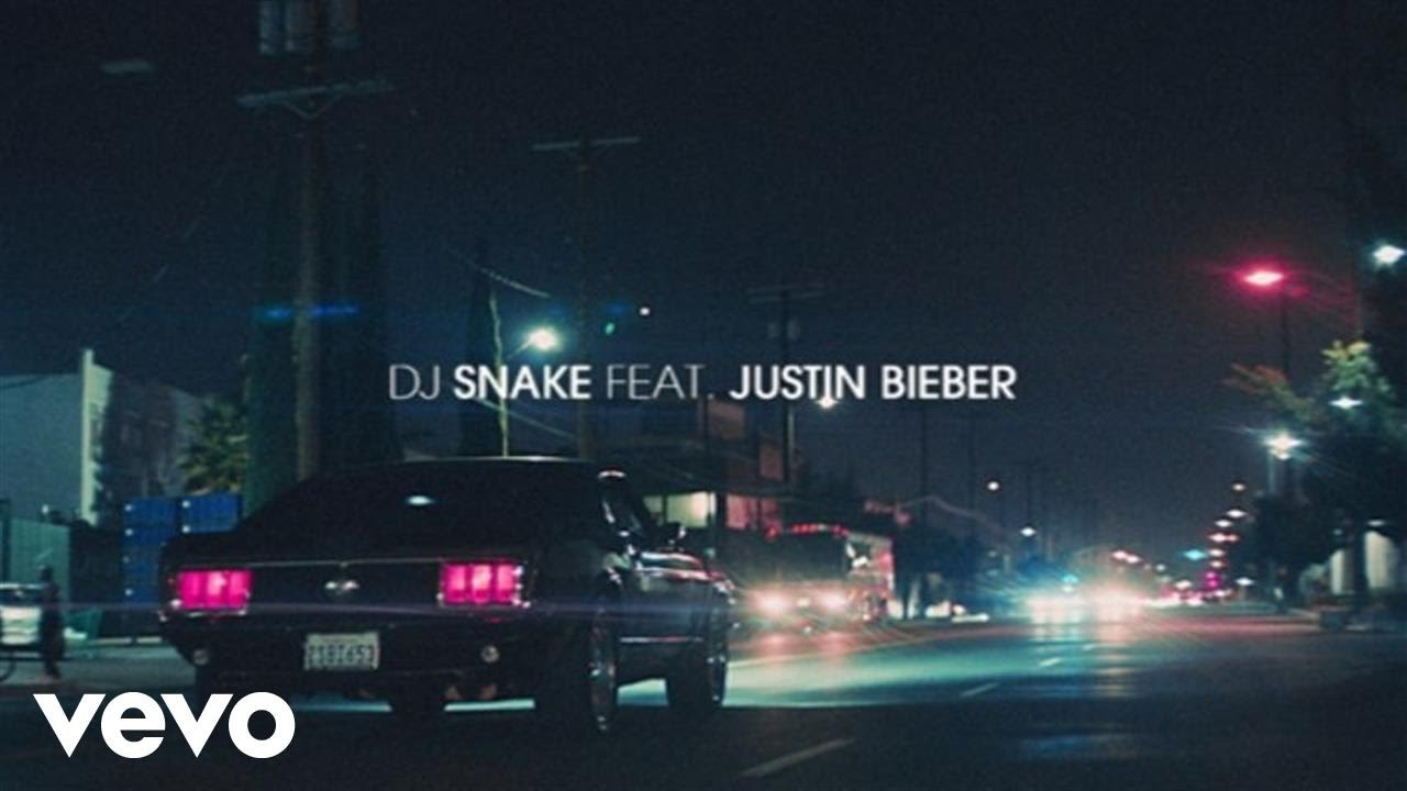 DJ Snake - Let Me Love You ft. Justin Bieber