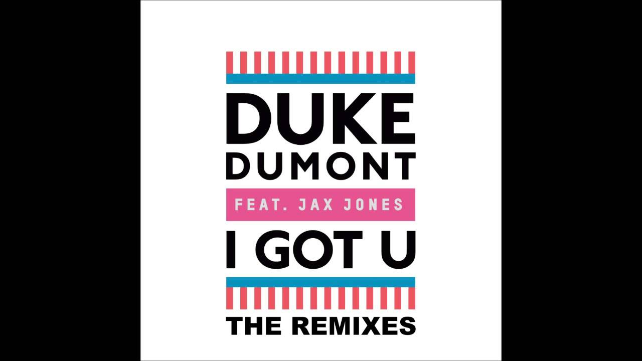 Duke Dumont Feat Jax Jones - I Got U (W&W Festival Mix)