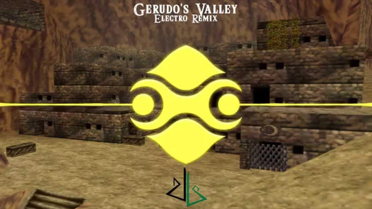 Gerudo Valley Theme - Electro House [ dj-Jo Remix ]