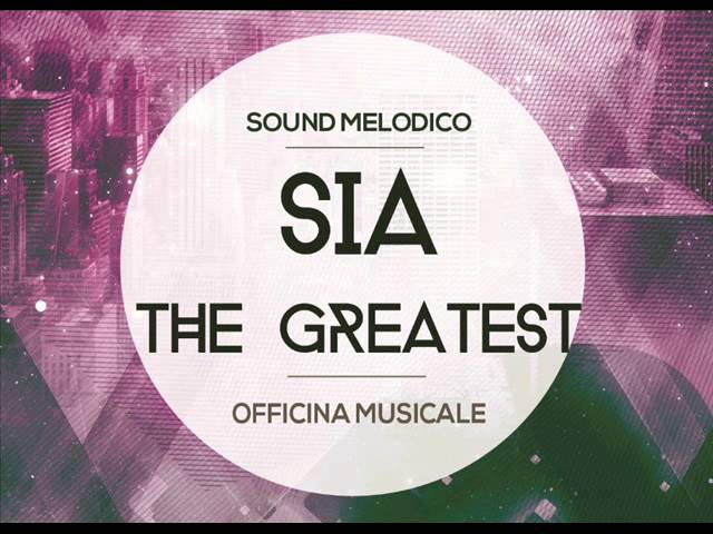 Instrumental Sia-The Greatest