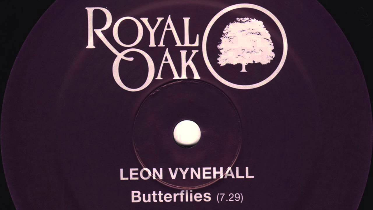 Leon Vynehall - Butterflies [Clone Royal Oak 023]