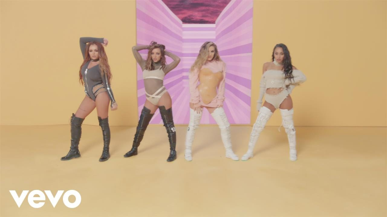 Little Mix - Touch (Official Video)