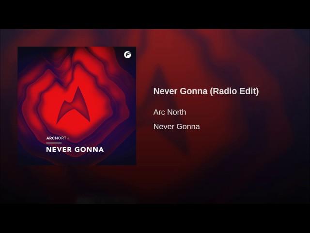 Never Gonna (Radio Edit)