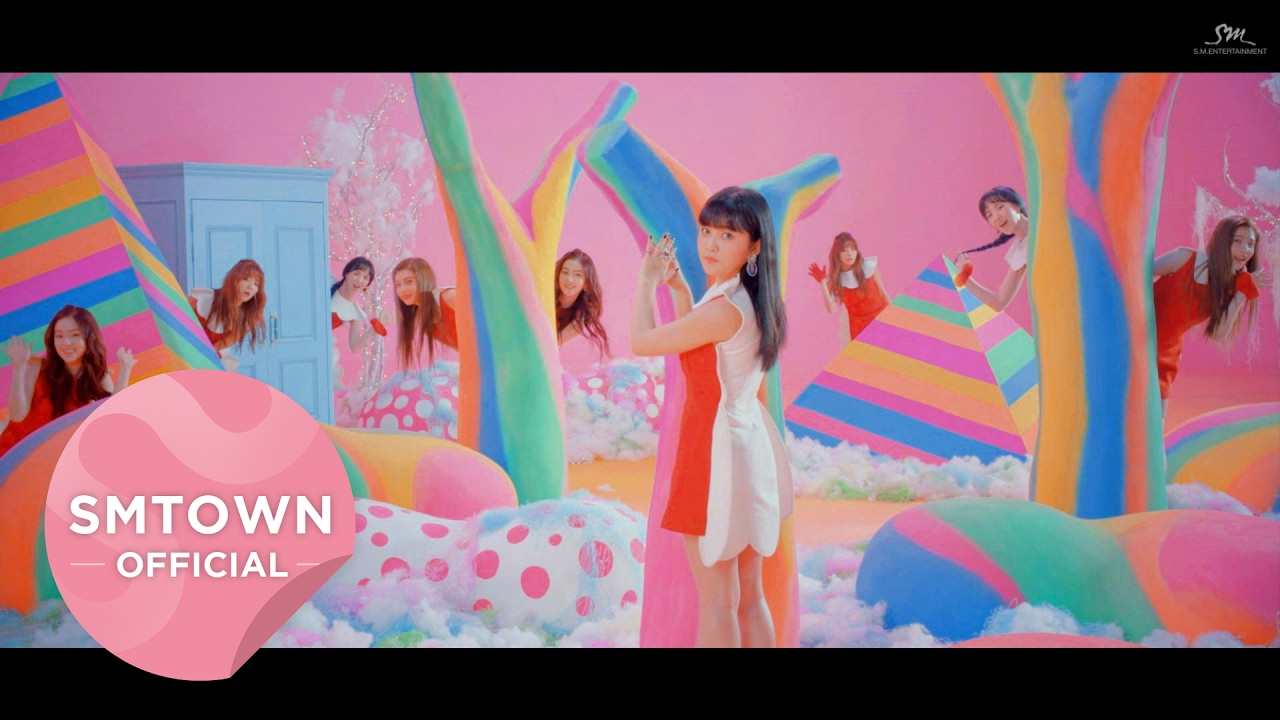 Red Velvet 레드벨벳_Rookie_Music Video