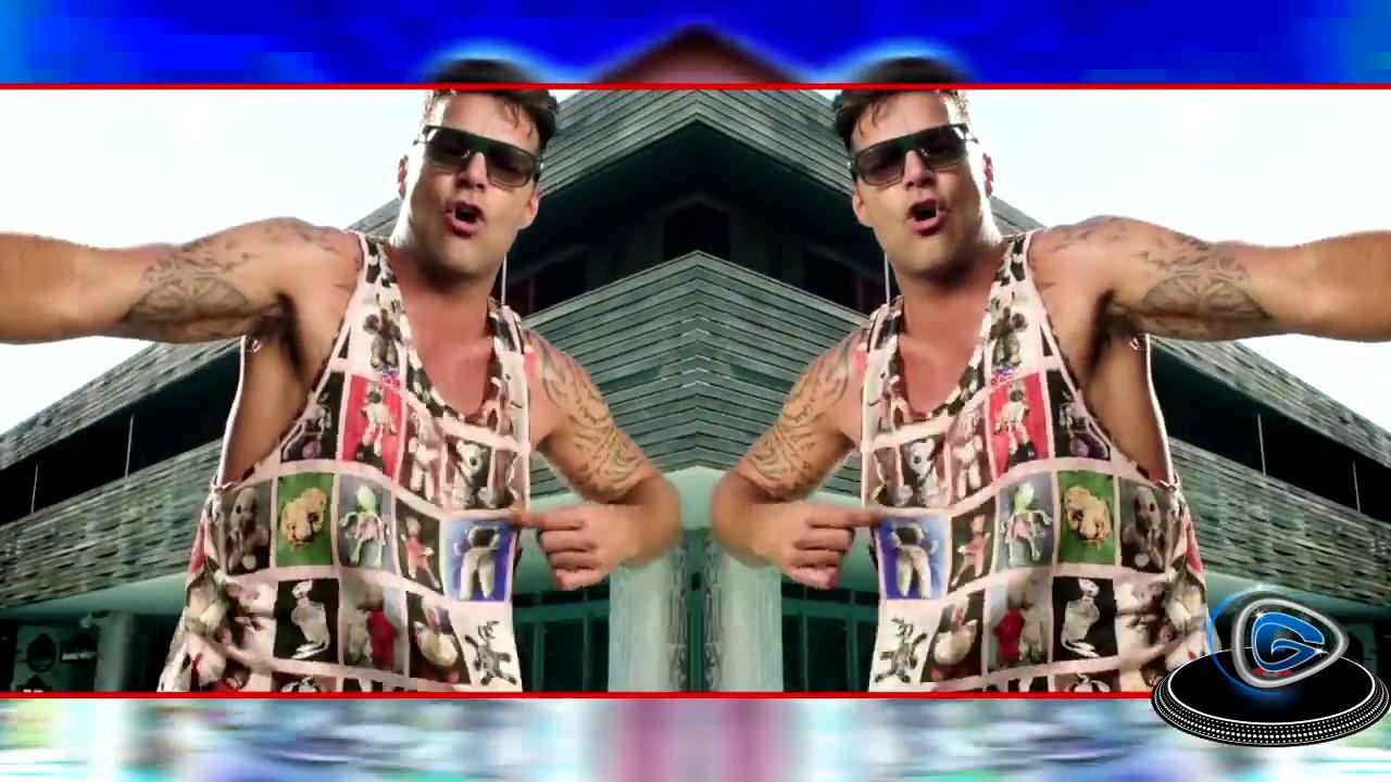 Ricky Martin   Vente Pa' Ca (REMIX ELECTRO- Dj Gunee)