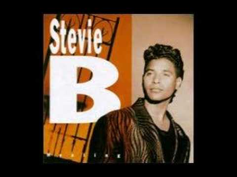 Stevie B. - I wanna be the one