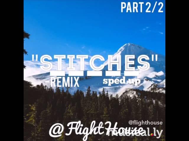 Stitches ( remix ) - Flight house