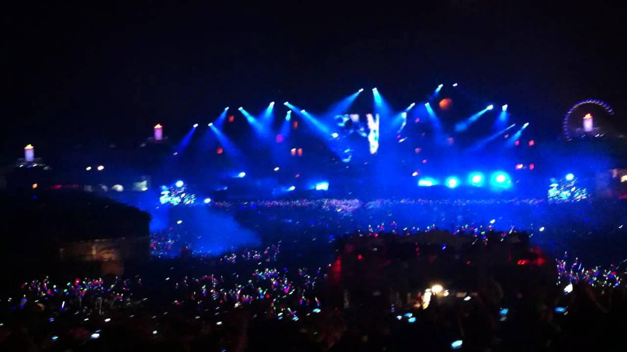 Swedish House Mafia - In My Mind (Axwell Mix Edit) @ Tomorrowland 2012