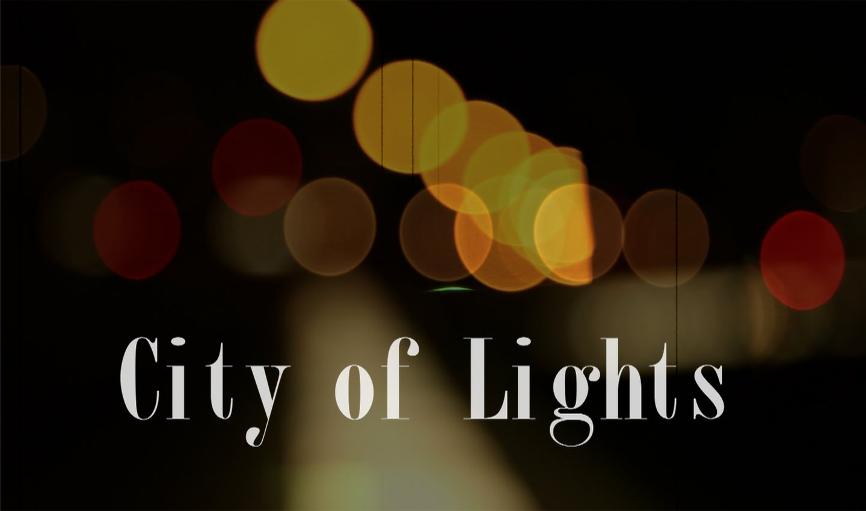TAPE FIVE   City of Lights